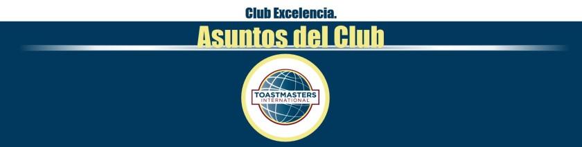 Asuntos del Club -TM310118