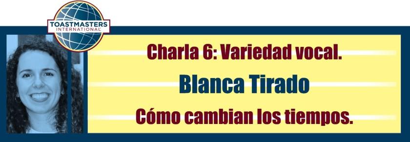 Blanca Tirado -TM310118