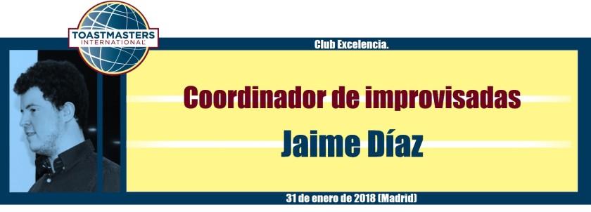 Jaime Diaz -TM310118